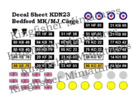 Bedford MK/MJ Cargo